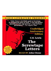 Audio Literature audiobook , 1983 | The Screwtape Letters