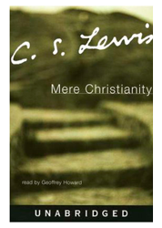 Blackstone Audio audiobook, 2003 | Mere Christianity