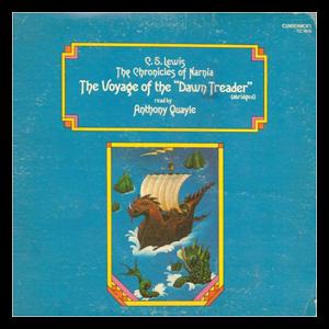 Caedmon Abridged LP, 1979