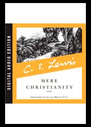 HarperAudio audiobook, 2014 | Mere Christianity